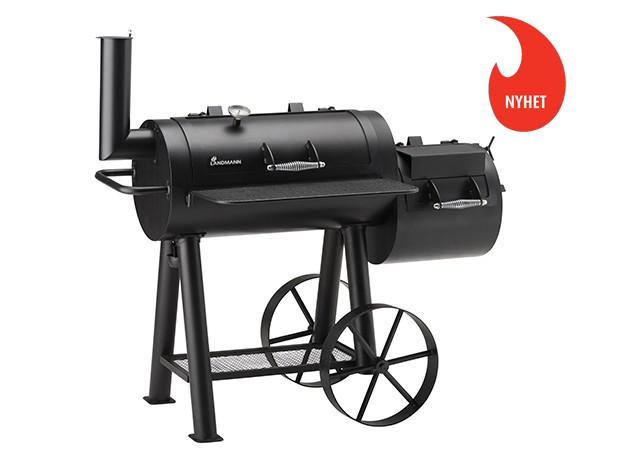 landmann tennessee barbecue smoker 1