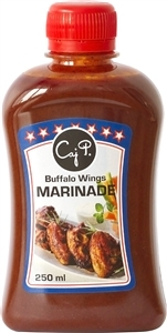 Marinad Buffalo Wing