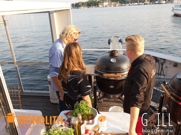 luxeevent grillevent monolith grill Andreas Mathiasson Roland Hennings