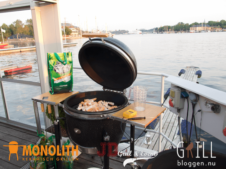 luxeevent grillevent monolith grill